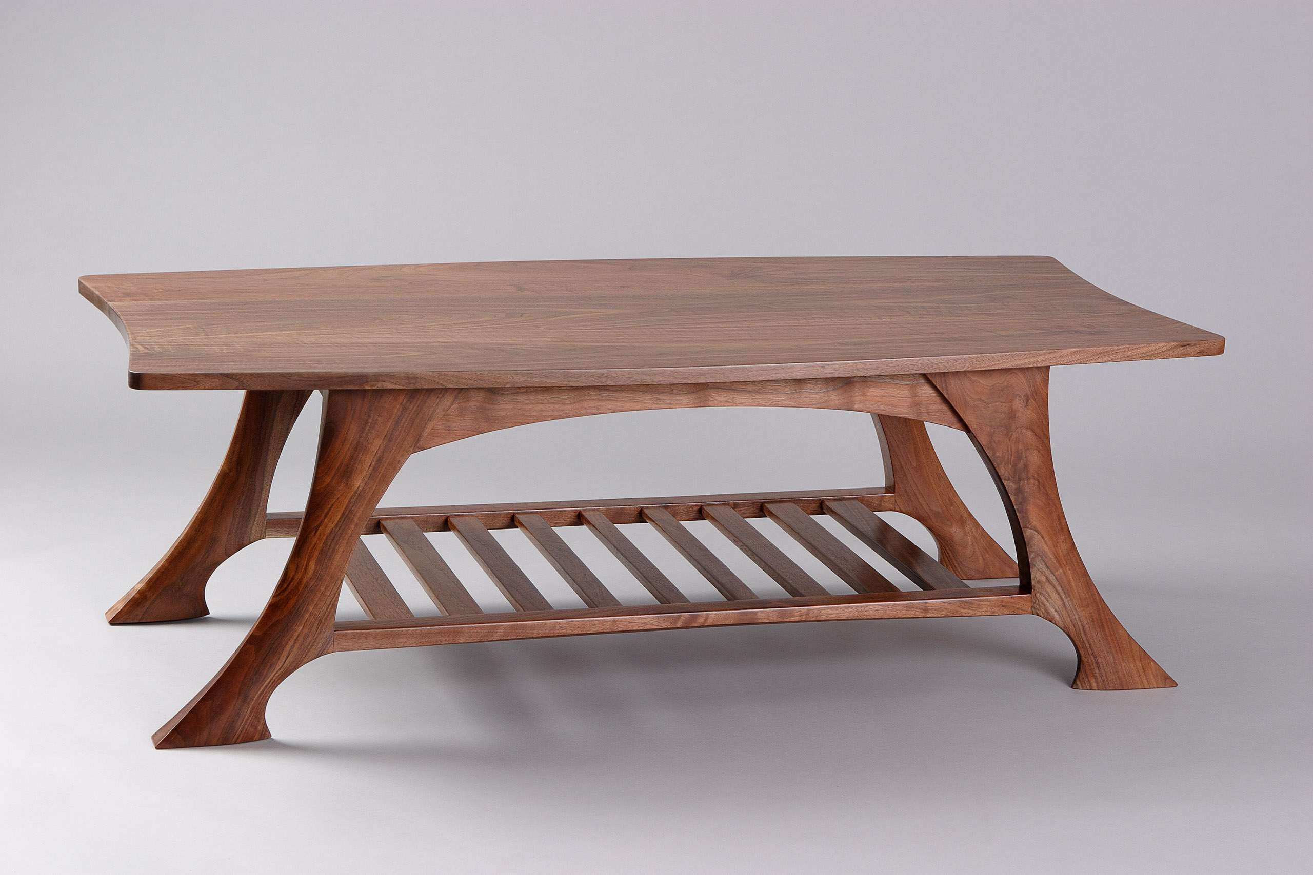 Fashionable Solid Wood Coffee Tables Within Casa Grande Coffee Table (View 7 of 20)