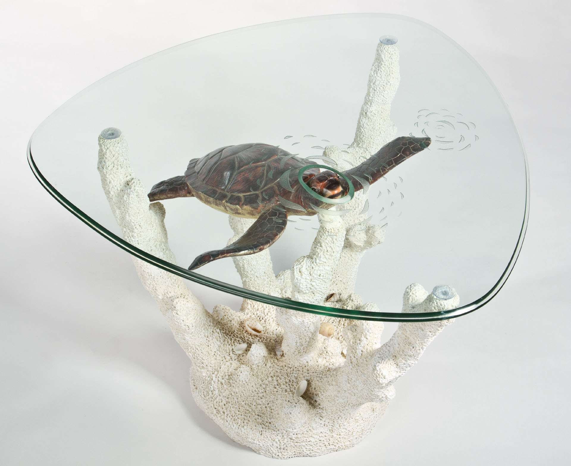 Fashionable Unique Glass Coffee Tables Within Furniture : Unique Glass Coffee Tables For Modern Living Room (View 8 of 20)