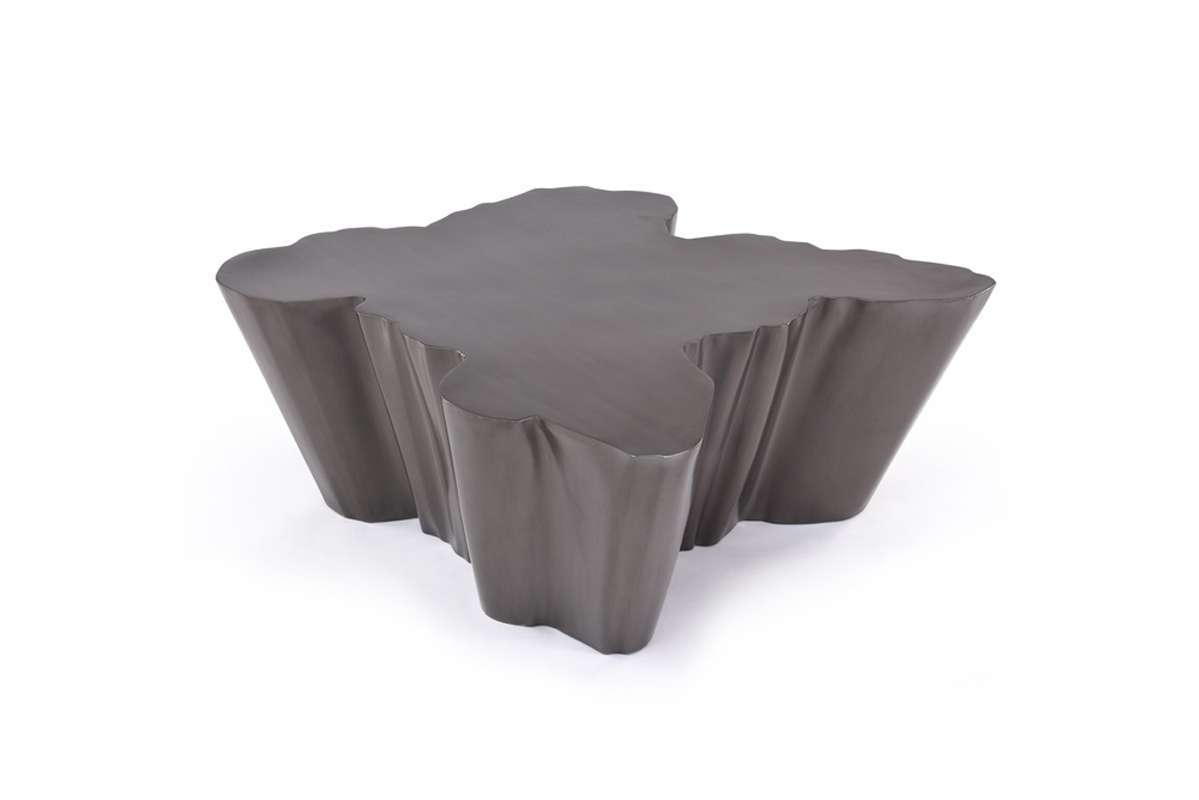 Fashionable White And Black Coffee Tables Throughout Contemporary Glossy Coffee Tables – White, Black, Grey, & More (View 10 of 20)