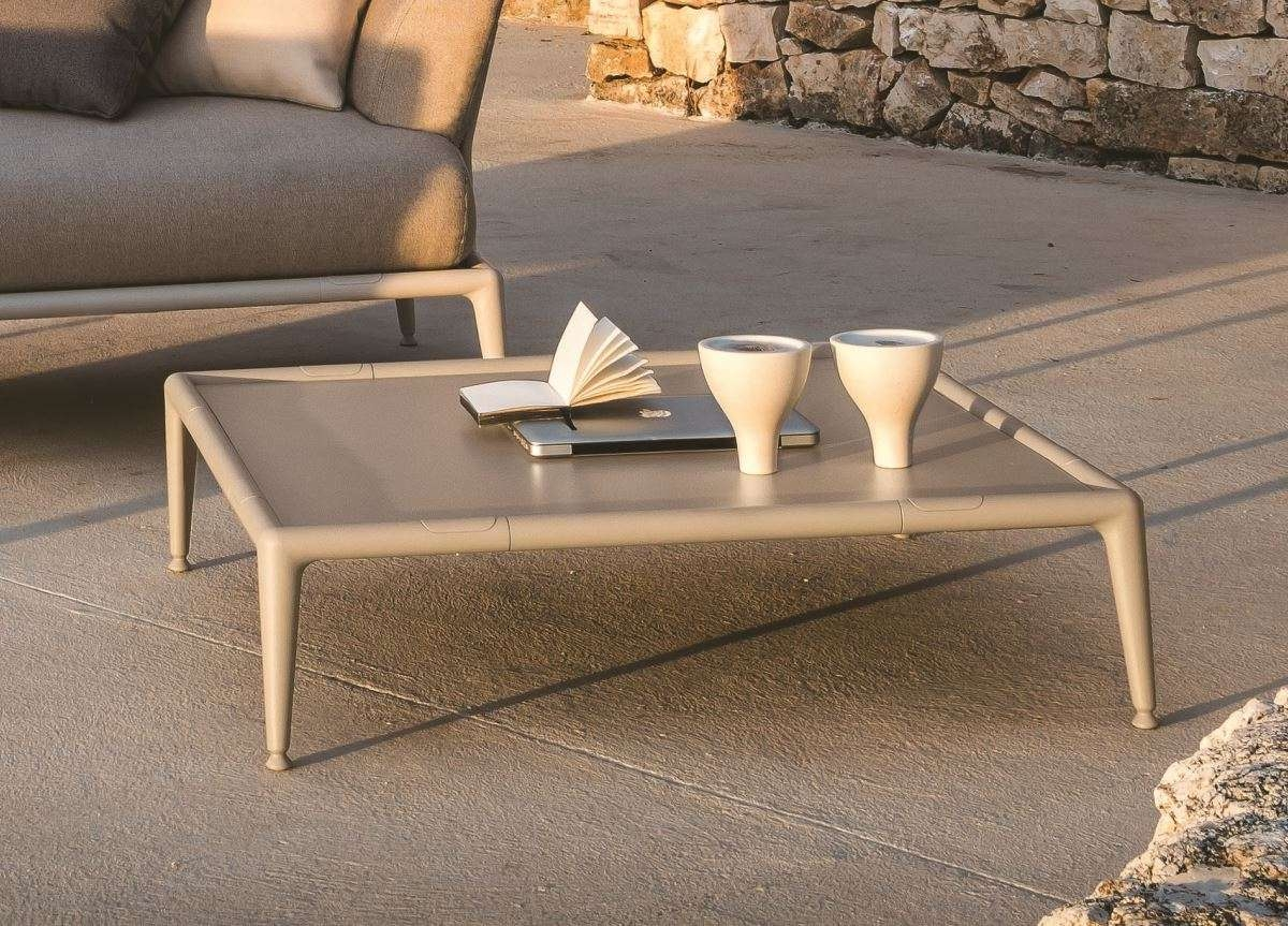 Favorite Coffee Table Footrests For Joint Contemporary Garden Coffee Table/footrest (View 11 of 20)