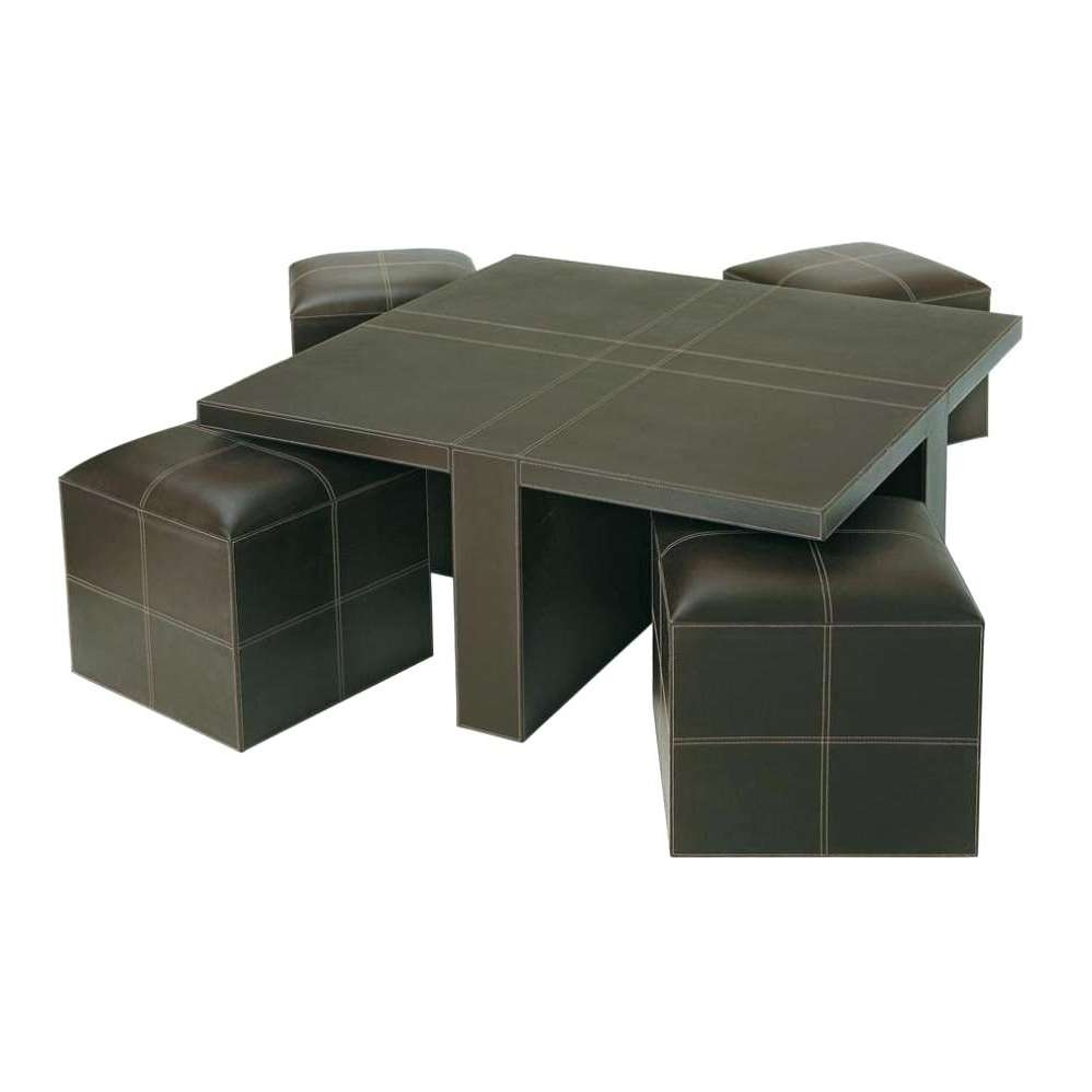 Favorite Coffee Table With Stools Throughout Coffee Table With Chairs Underneath Shop Low Price Set Designs (View 8 of 20)