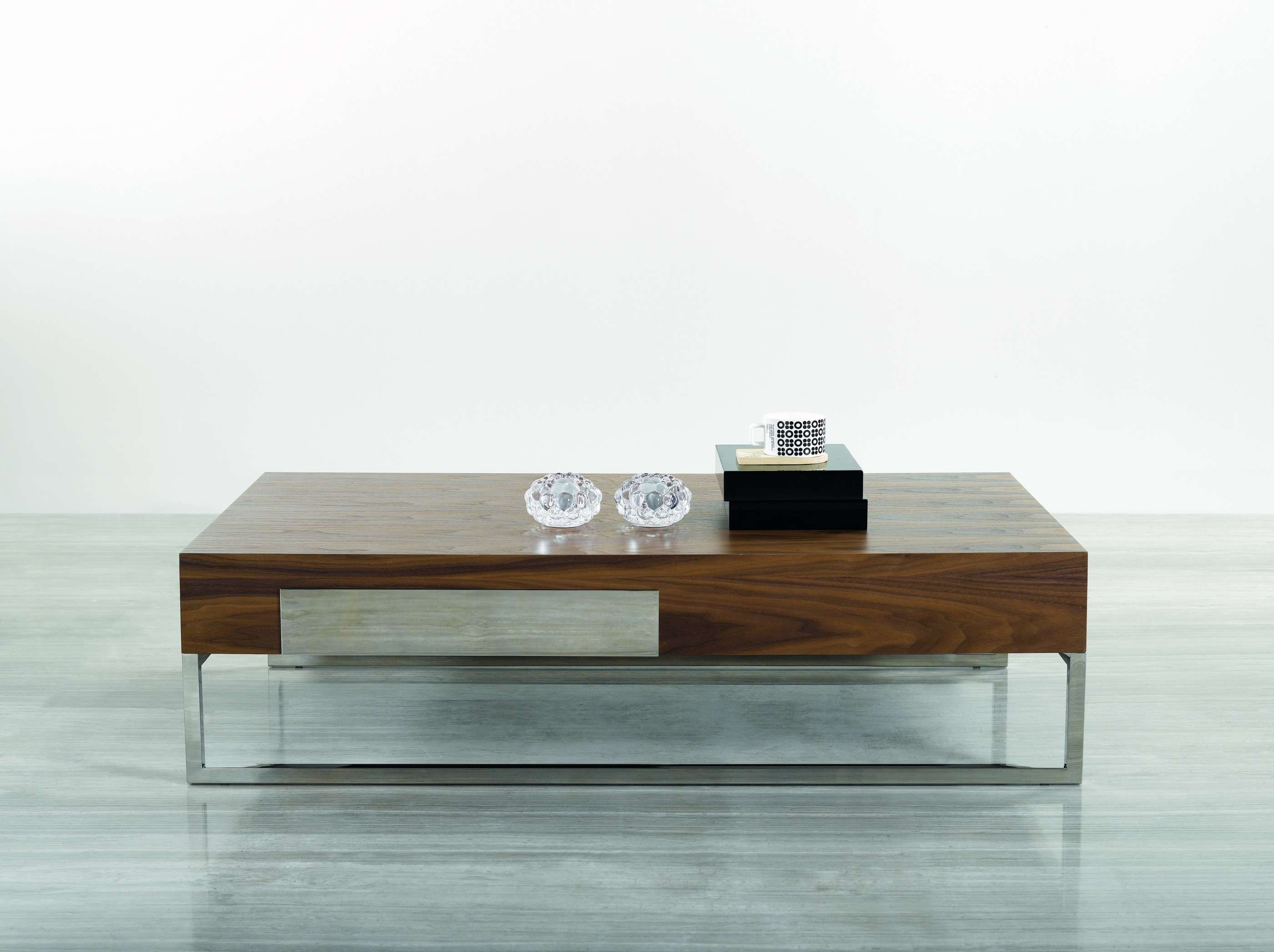 Favorite Large Modern Coffee Tables Pertaining To Coffee Tables : Splendid White Coffee Table Round Glass Espresso (View 9 of 20)