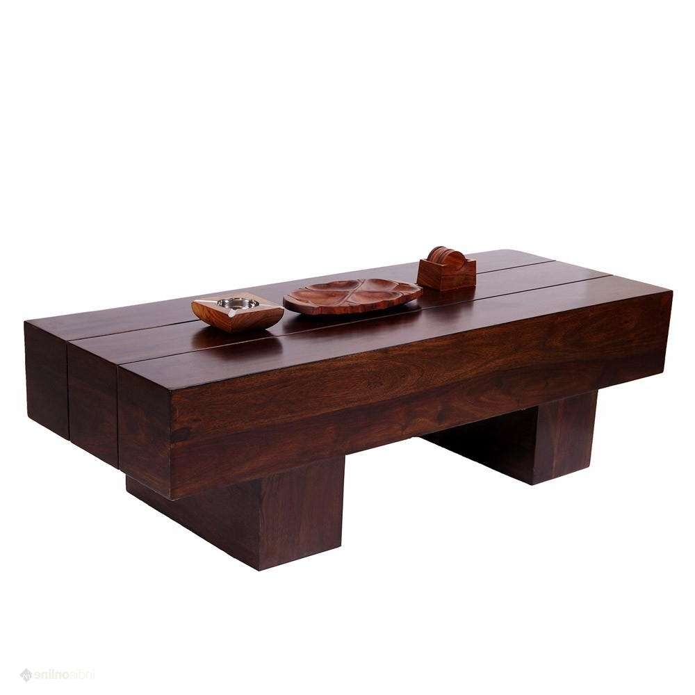 Favorite Low Height Coffee Tables In Designer Low Height Coffee Table Walnutwoodstock – Photos (View 9 of 20)
