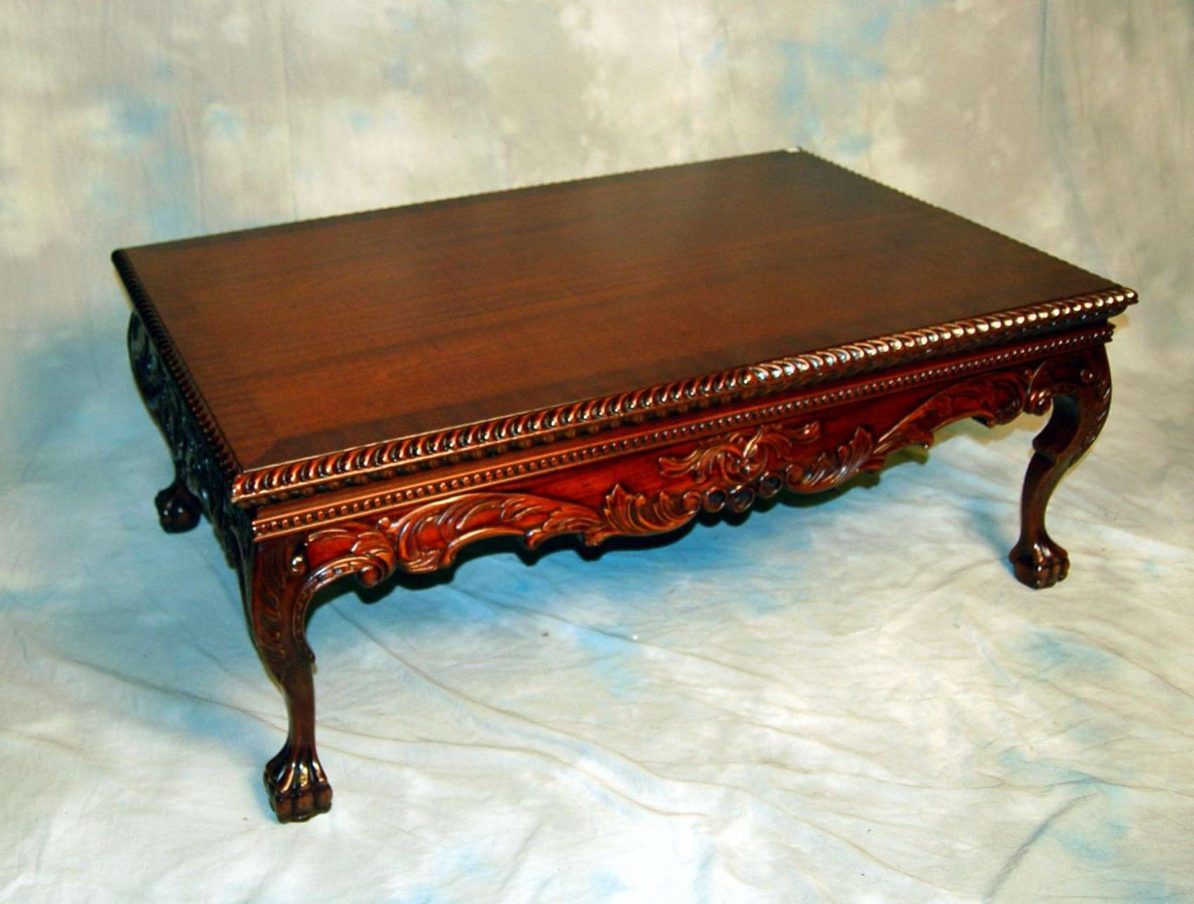 Favorite Mahogany Coffee Tables Within Coffee Table, Mahogany Coffee Table Antique Mahogany Coffee Table (View 14 of 20)
