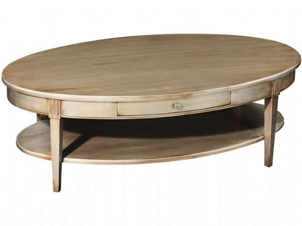 Favorite Oval Shaped Coffee Tables Throughout Coffee Table Lovable Marble Round Coffee Table With Faux Oval (View 16 of 20)