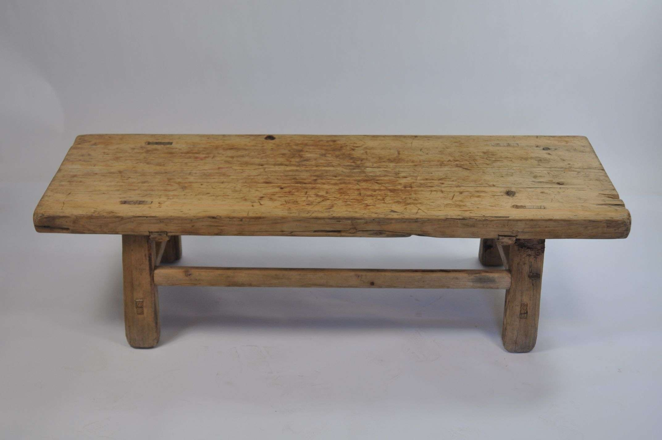 Favorite Pine Coffee Tables With Regard To Antique Chinese Pine Coffee Table – Mecox Gardens (View 7 of 20)