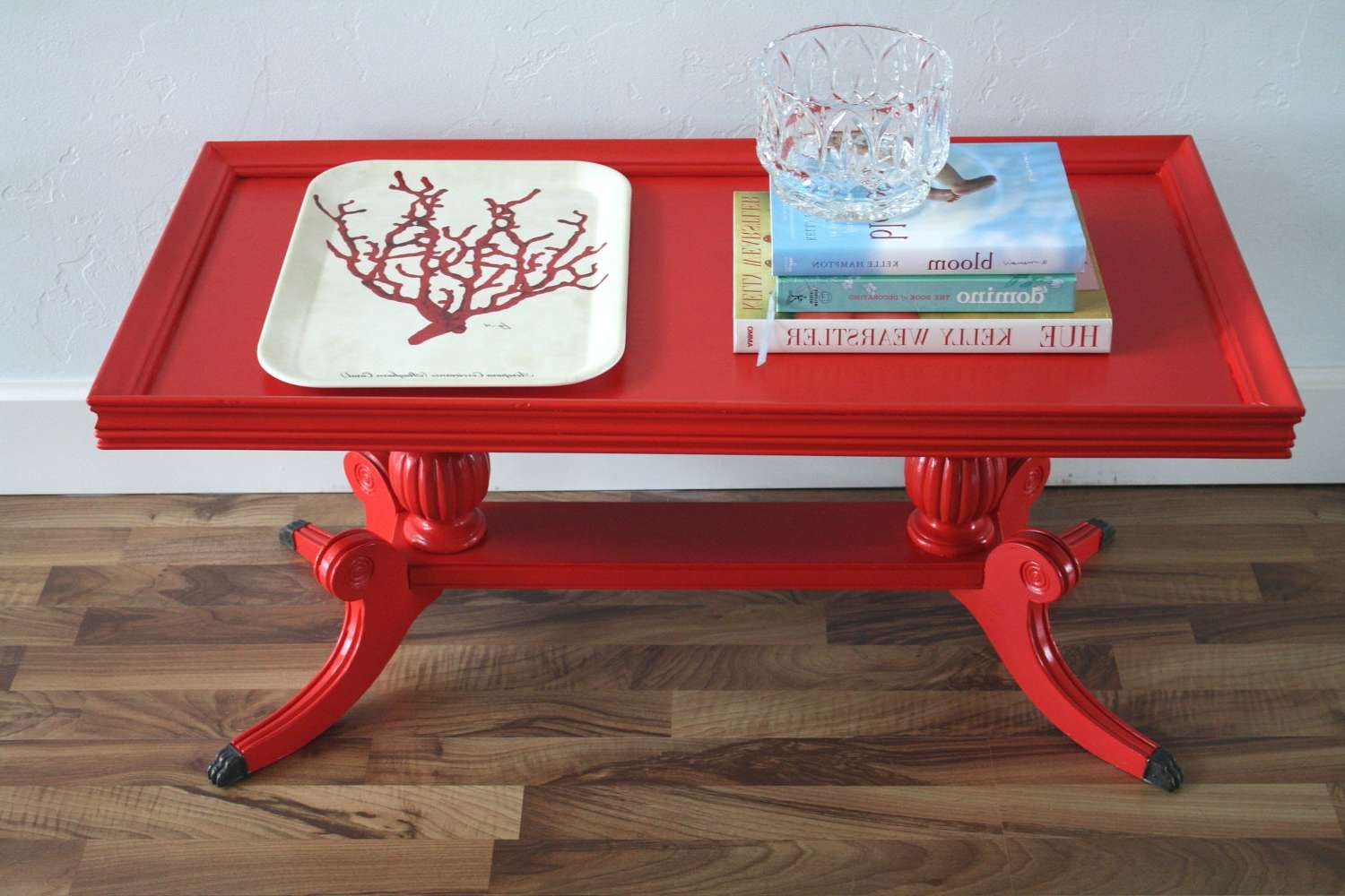 Favorite Red Coffee Tables Inside Red Coffee Table (View 6 of 20)