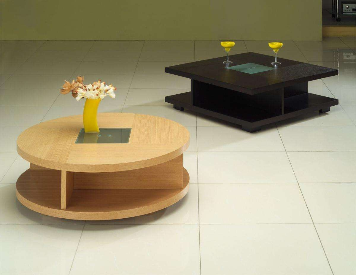 Favorite Small Round Coffee Tables Regarding Perfect Coffee Tables For Small Spaces – Coffee Tables For Small (View 10 of 20)