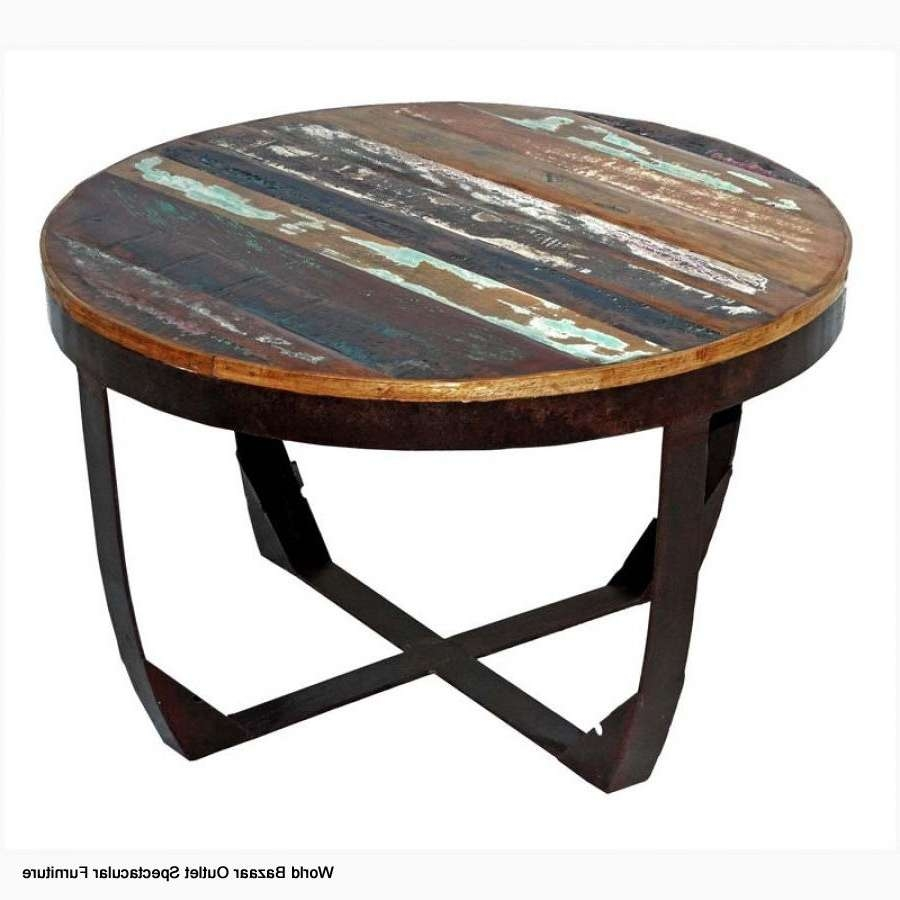 Favorite Solid Round Coffee Tables Pertaining To The Myriad Designs Of Round Solid Wood Coffee Tables (View 3 of 20)