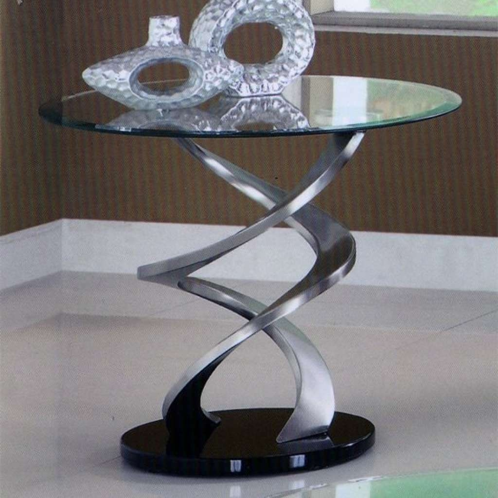 Favorite Spiral Glass Coffee Table Intended For Spiral Glass Coffee Table – Coffee Tablespiral Table Top (View 6 of 20)