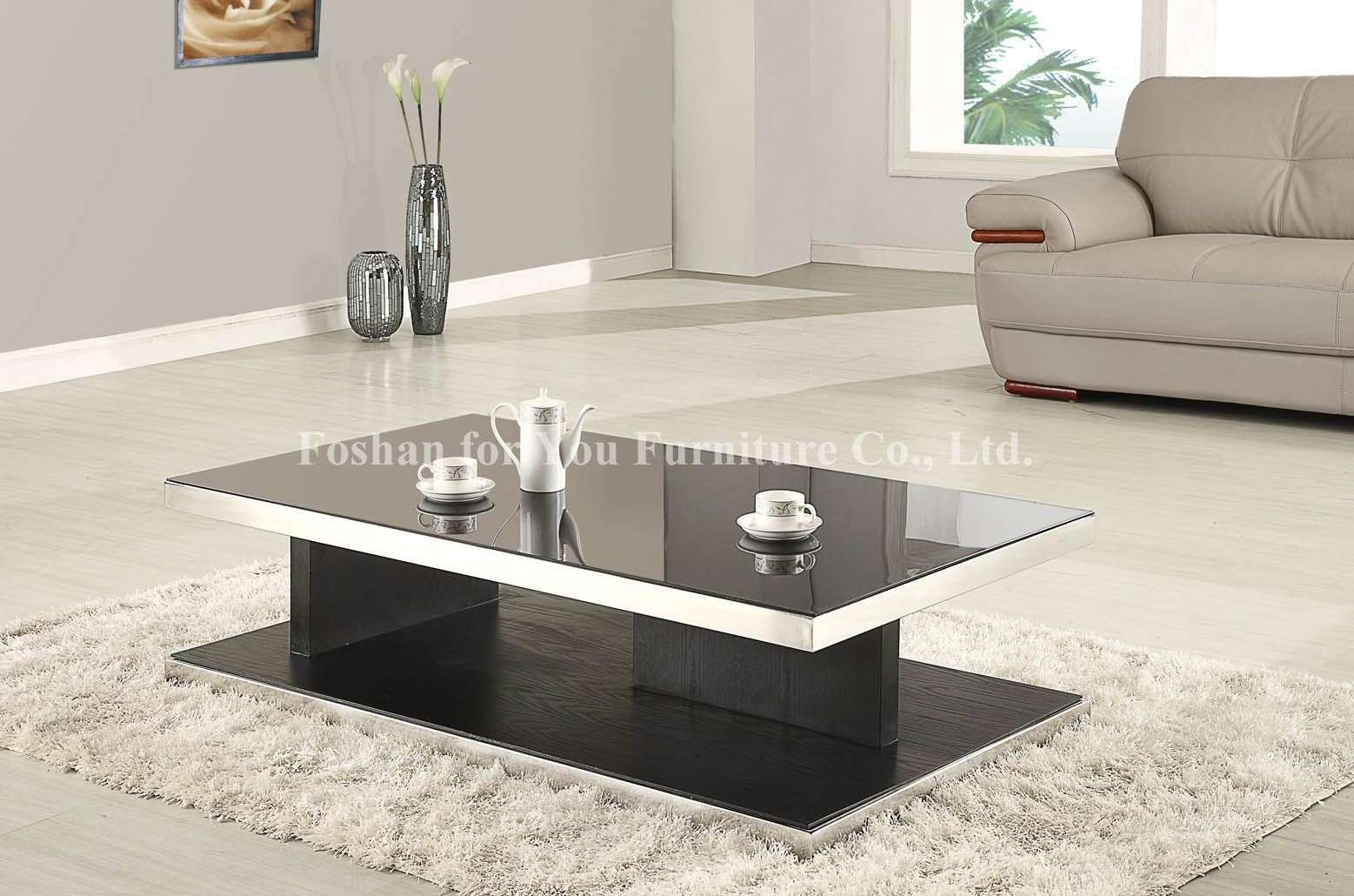 Favorite Stone And Glass Coffee Tables In Living Room Coffee Table Modern White Stone Sleek Style Vases Red (View 9 of 20)