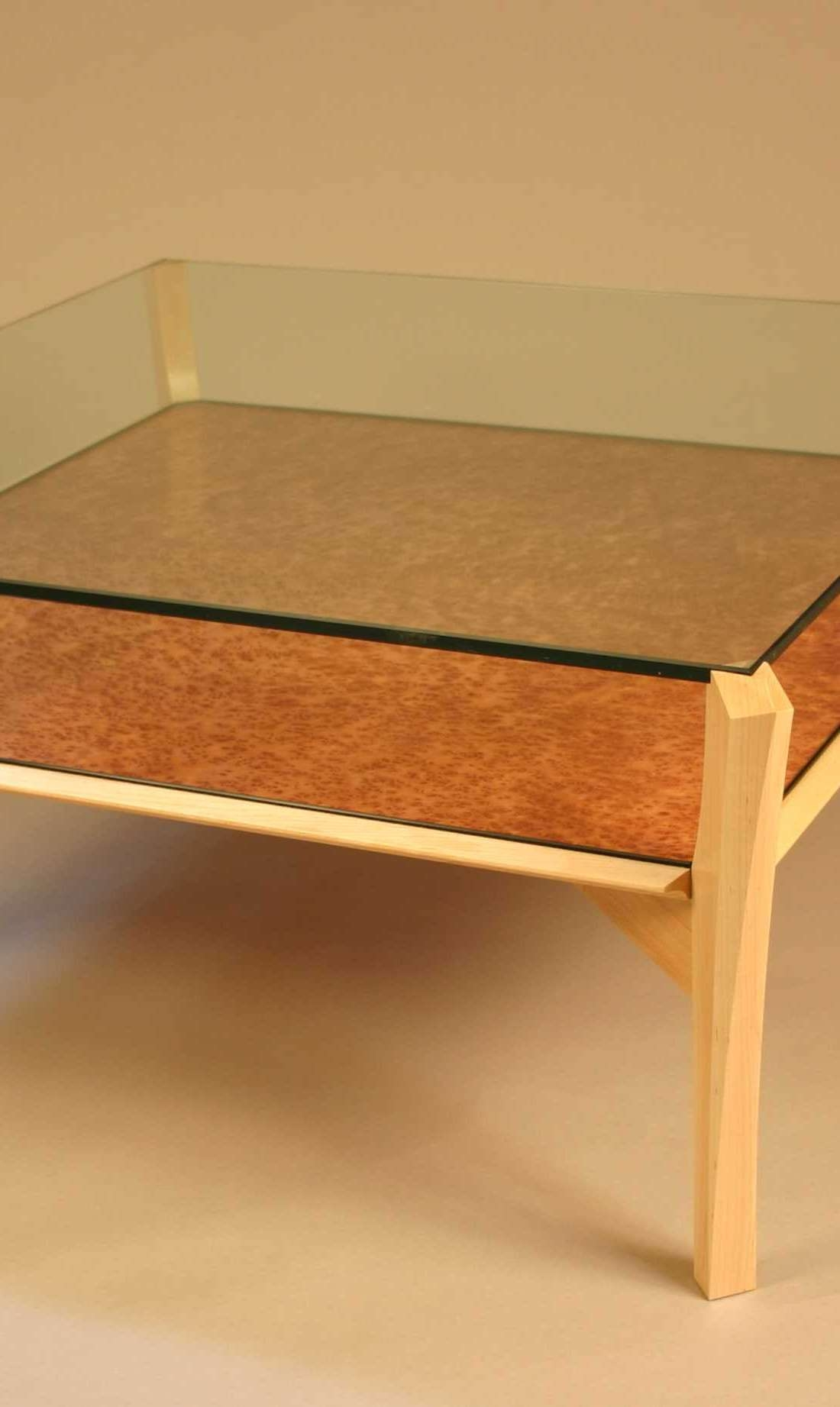 Floating Glass Coffee Table (View 9 of 20)