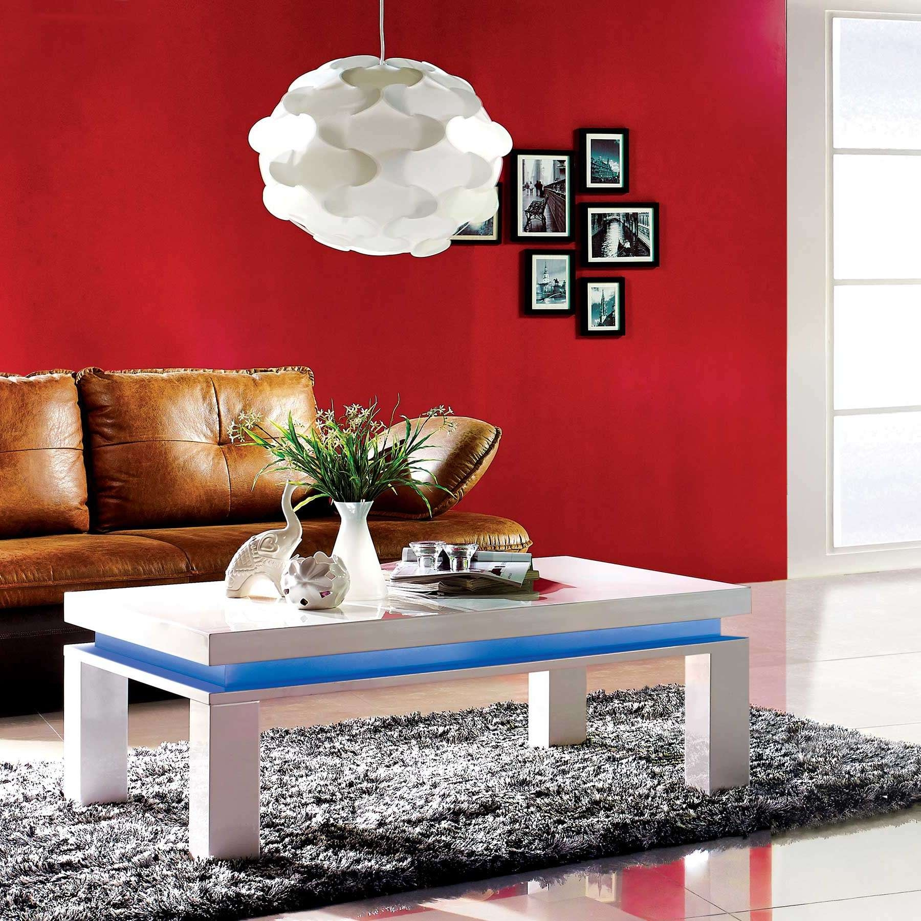 For Latest Red Gloss Coffee Tables (View 9 of 20)