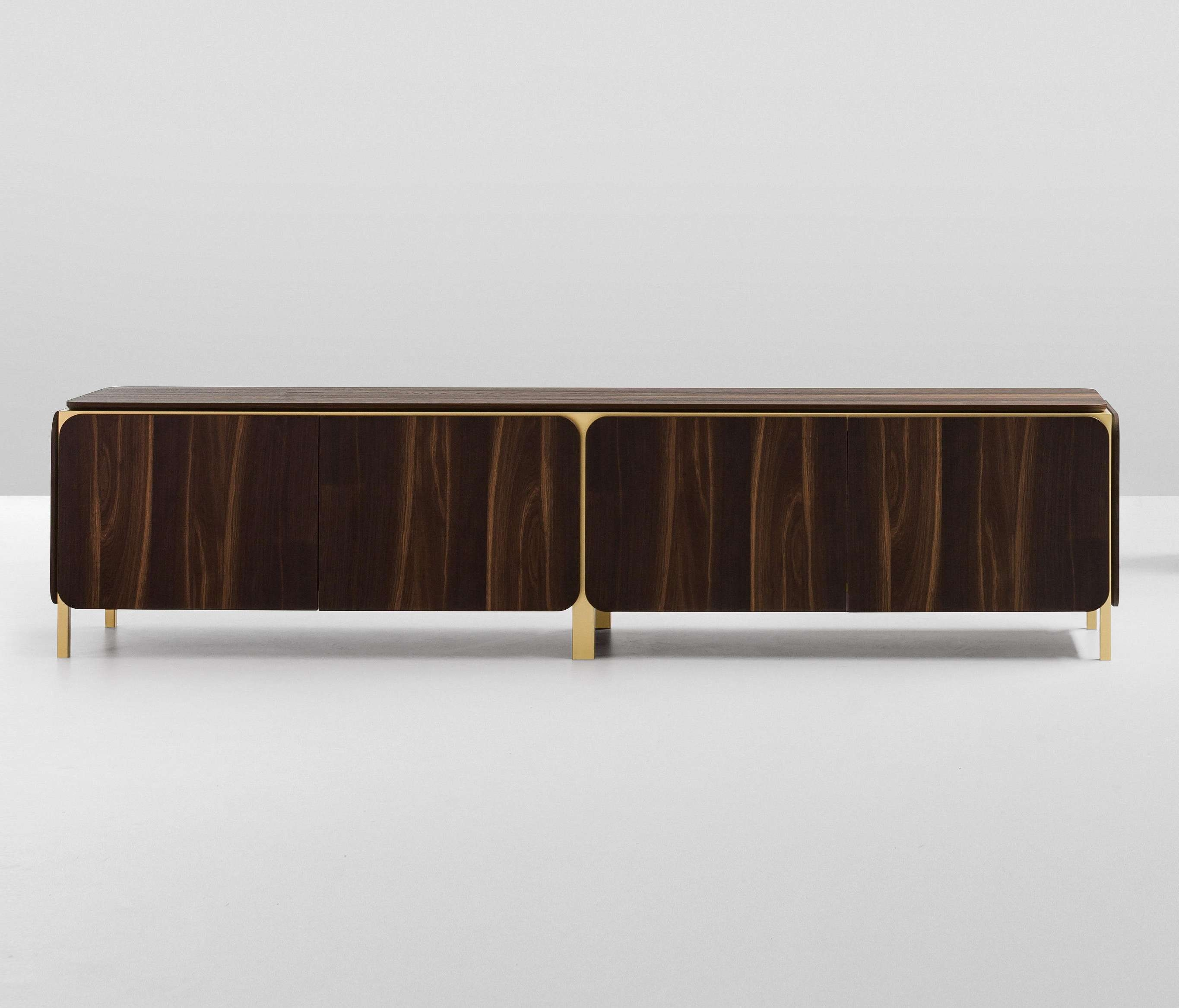 Frame Low – Sideboards From Bonaldo | Architonic For Low Sideboards (View 6 of 20)