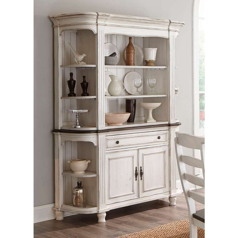 French Country Hutch Display : Rocket Uncle – Beautiful French Intended For Country Sideboards And Hutches (View 11 of 20)