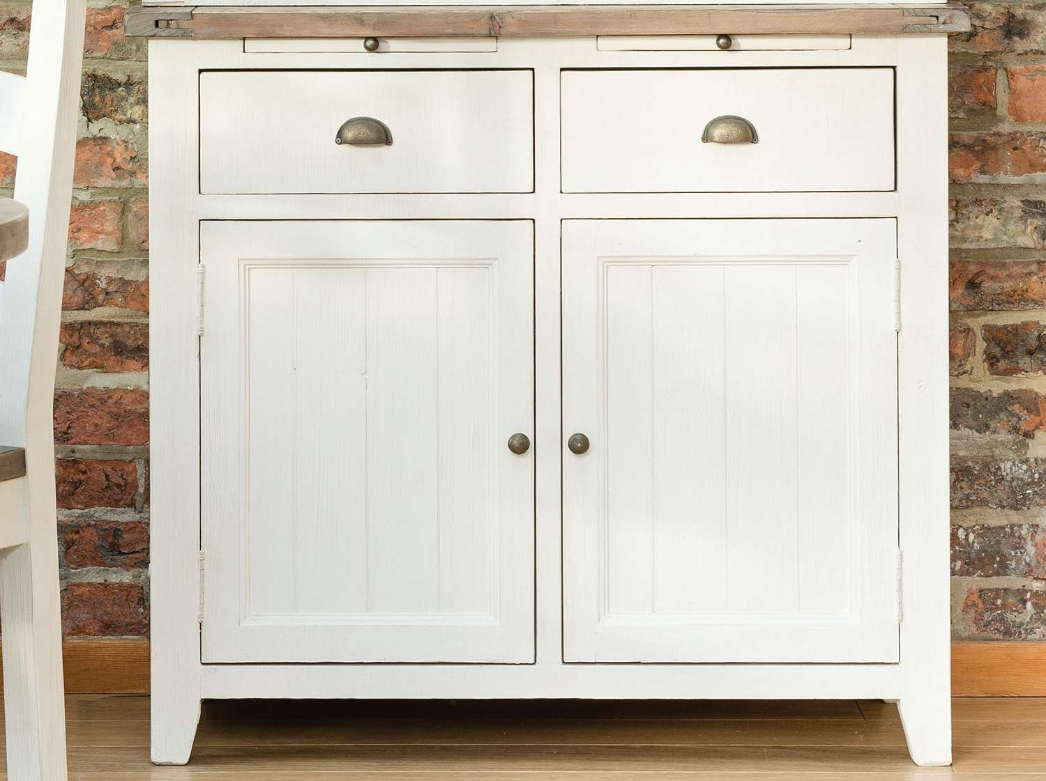 French Country Narrow Sideboard From Dansk With Narrow Sideboards (View 3 of 20)