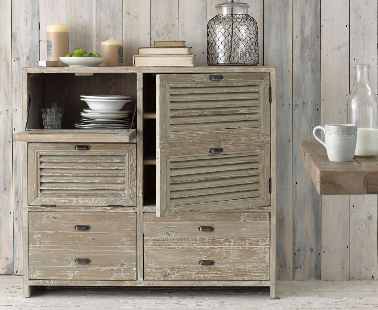 French Style Sideboard | Sucre | Loaf Pertaining To Sideboards With Drawers (View 8 of 20)