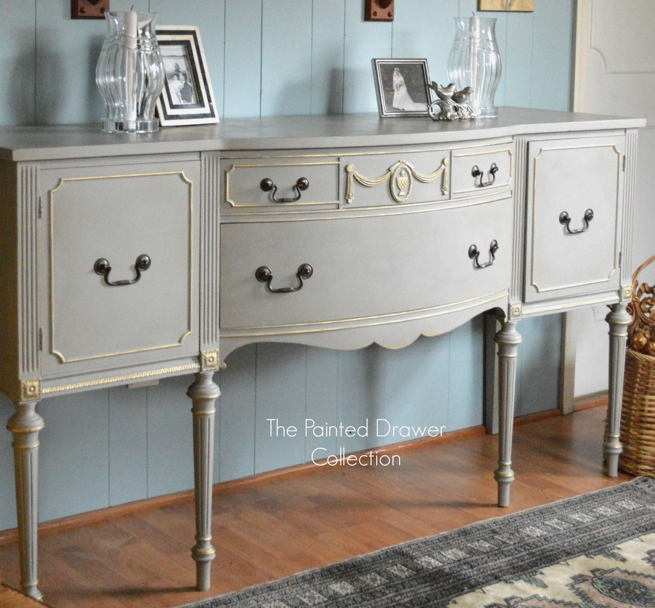 Fresh Vintage Sideboards And Buffets – Bjdgjy Within Antique White Sideboards (View 16 of 20)