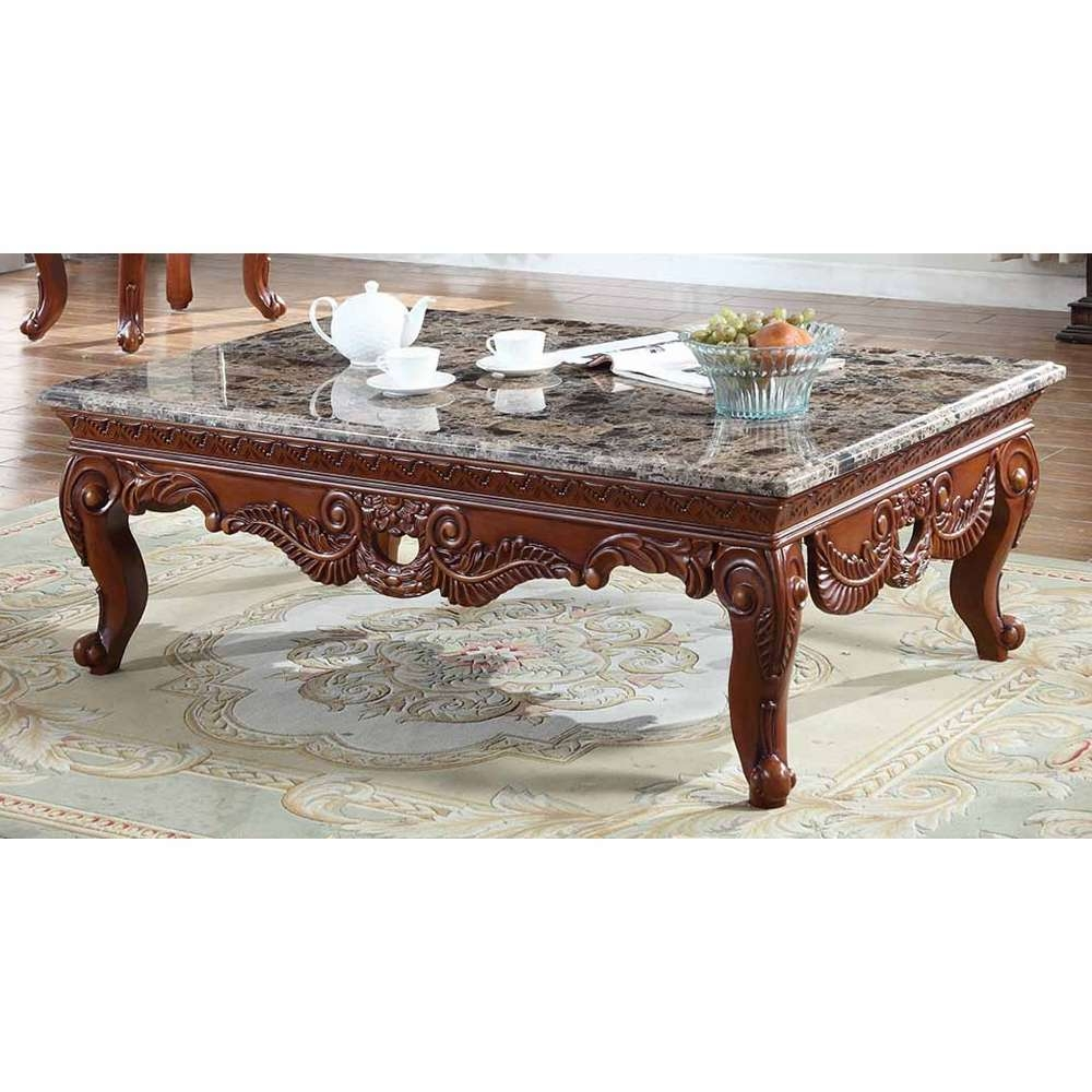 Furniture – Bordeaux Coffee Table – 205 C Within Popular Bordeaux Coffee Tables (View 8 of 20)