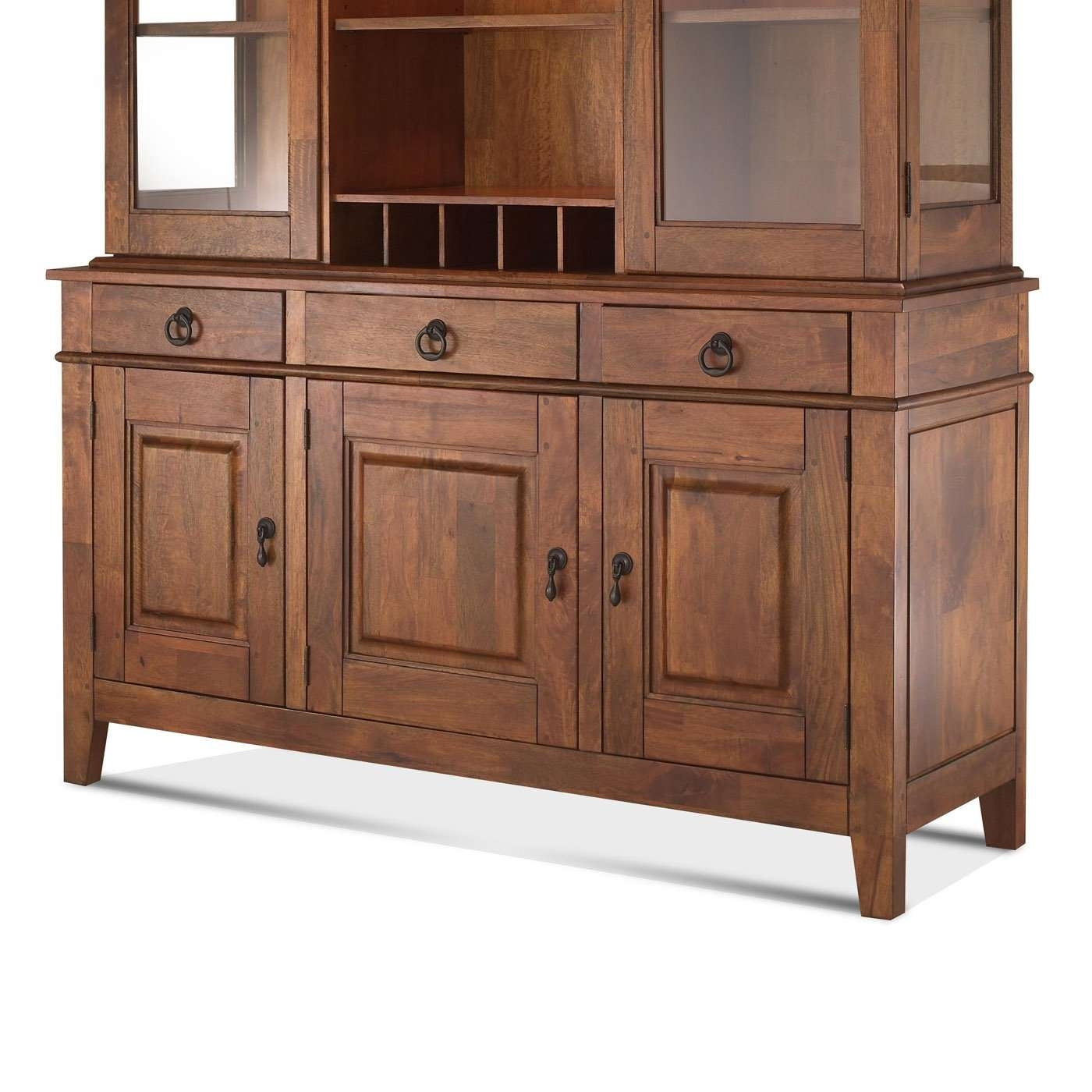Furniture Buffets And Sideboards Mirrored Buffet Cabinet Inside Small View 5
