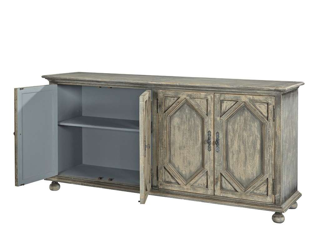 Furniture Classics Blois Sideboard & Reviews | Wayfair In Silver Sideboards (View 19 of 20)