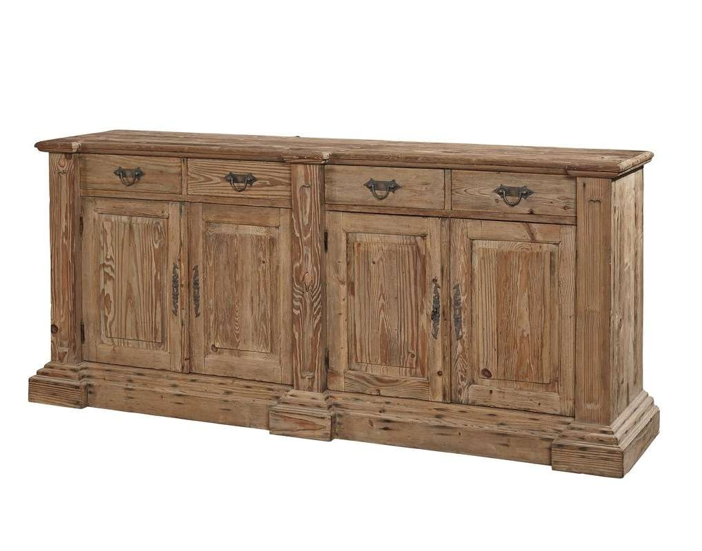 Furniture Classics Georgian Recycled Sideboard & Reviews | Wayfair Pertaining To Dania Sideboards (View 4 of 20)