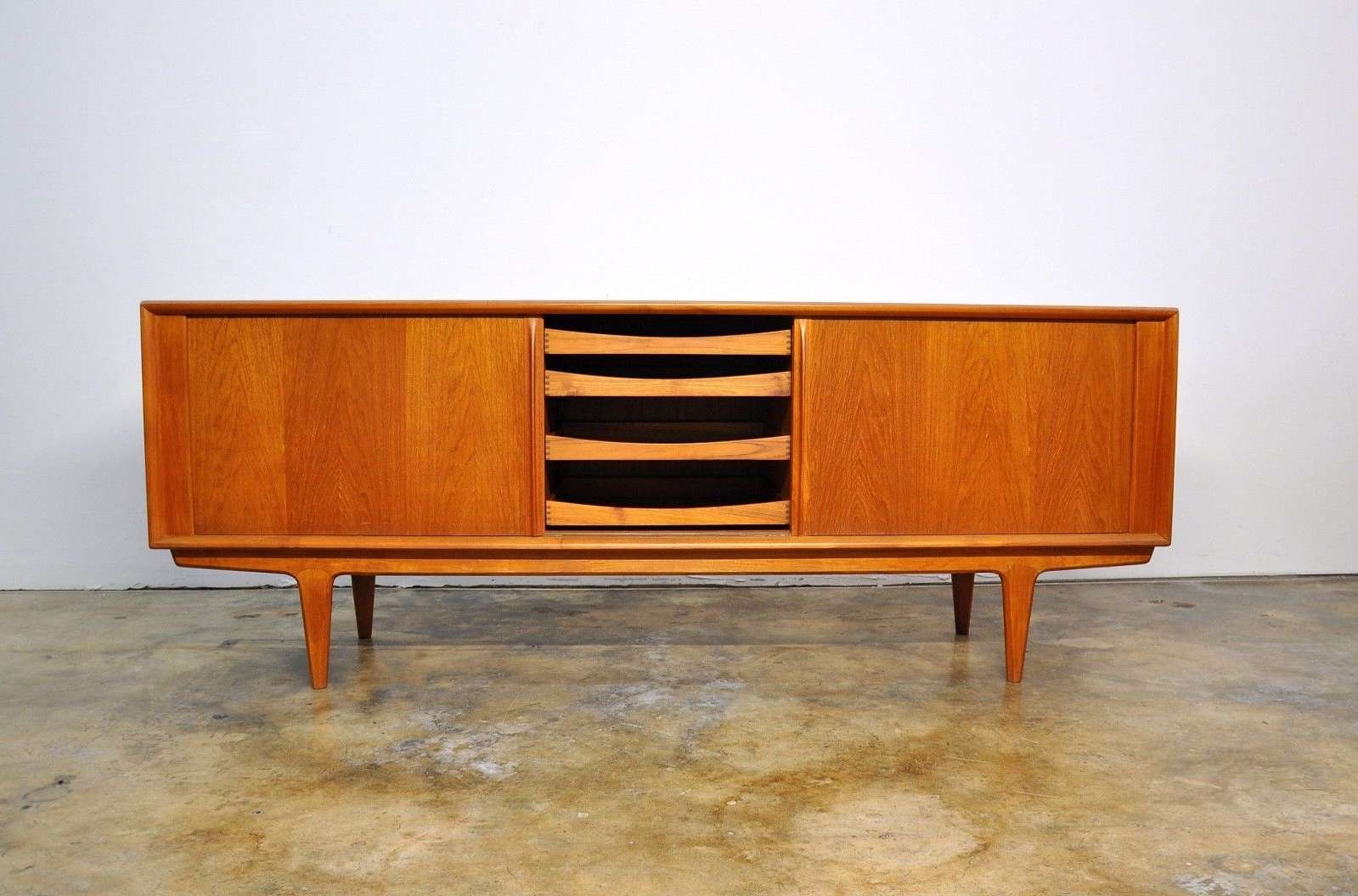 Furniture: Dining Room Buffets Modern Sideboard Also Narrow In Narrow Sideboards (View 9 of 20)