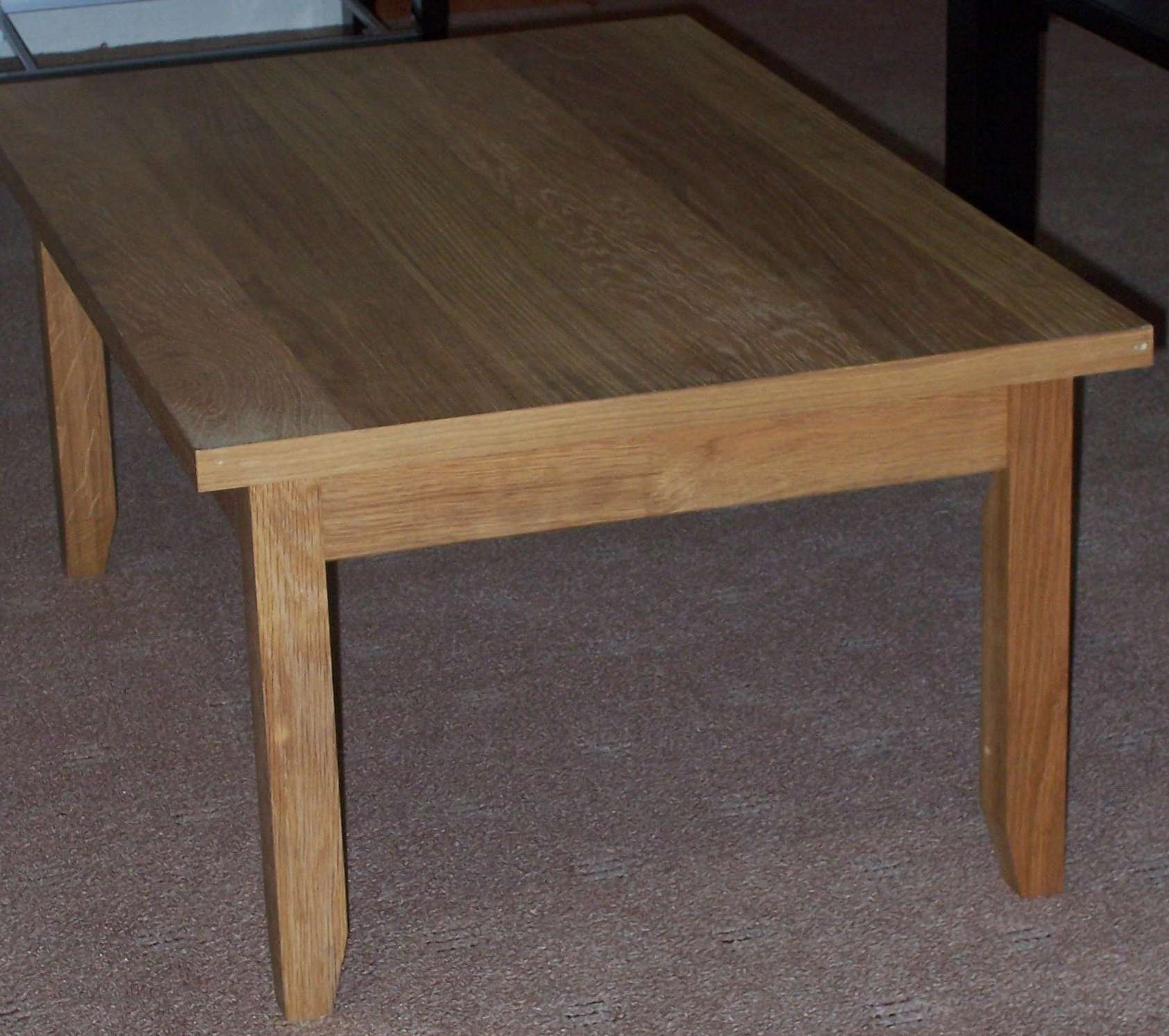 Furniture For Your Lounge, Dining And Living Room, A Liquidation In Best And Newest Oak Veneer Coffee Tables (View 16 of 20)