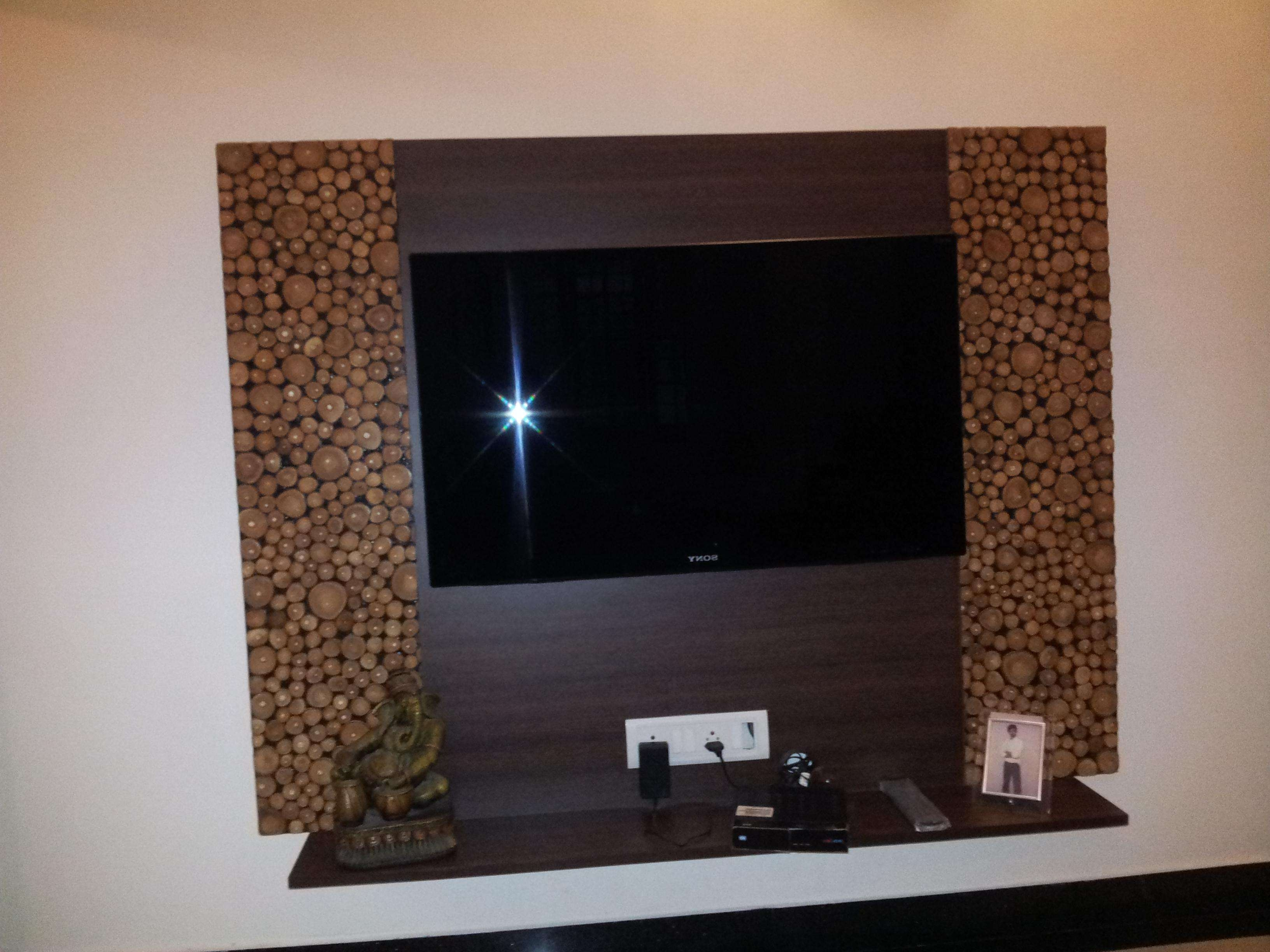 Furniture : Hanging Led Tv Wall Unit Also Led Tv Wall Unit Throughout Led Tv Cabinets (View 5 of 20)
