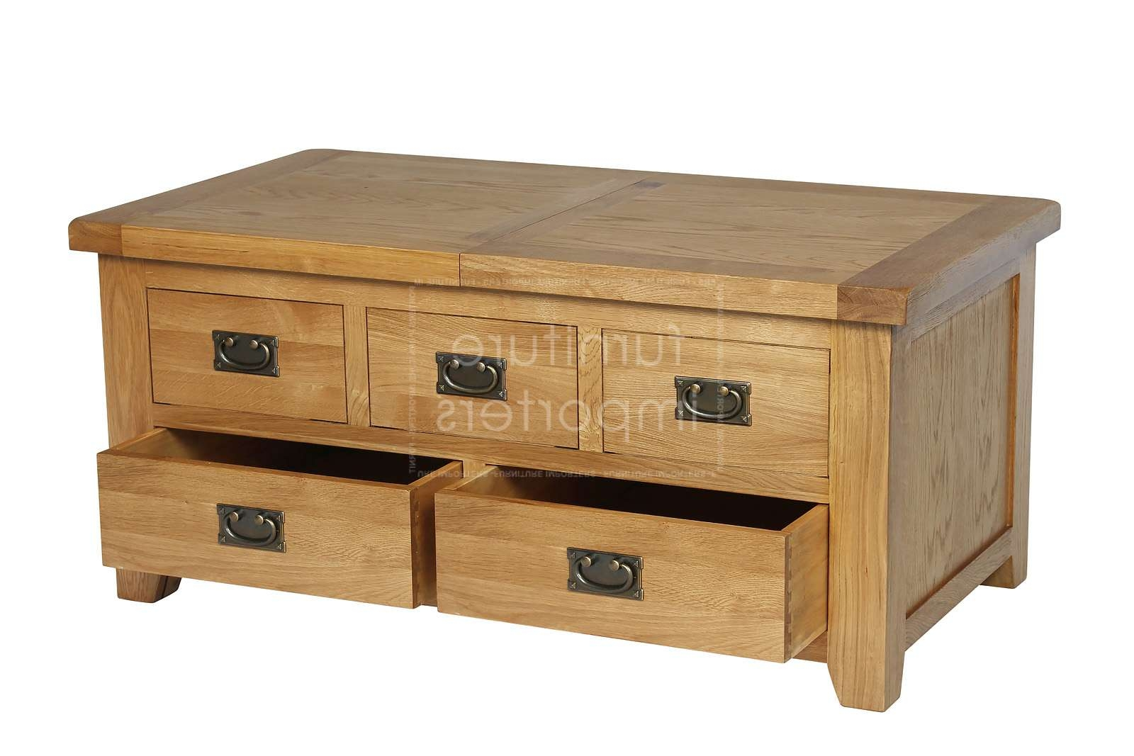 Furniture Importers Within Best And Newest Oak Coffee Tables With Storage (View 10 of 20)