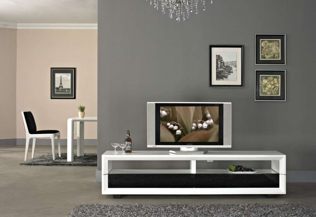 Furniture Incredible White Modern Tv Stand Cabinet Ideas Plus With Regard To Fancy Tv Cabinets (View 6 of 20)