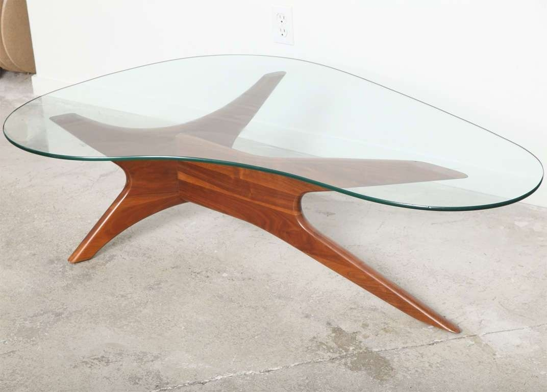 Furniture Kidney Shaped Coffee Table Designs Hd Wallpaper Pictures Within Most Recent Unusual Glass Coffee Tables (View 5 of 20)