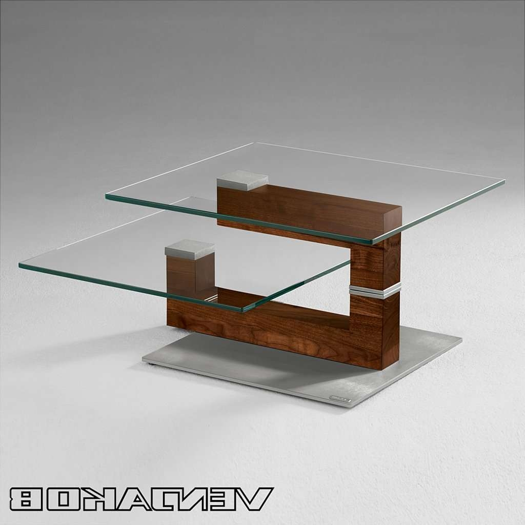 Furniture: Modern Coffee Table Design Ideas With Swivel Coffee With Regard To Preferred Revolving Glass Coffee Tables (View 3 of 20)