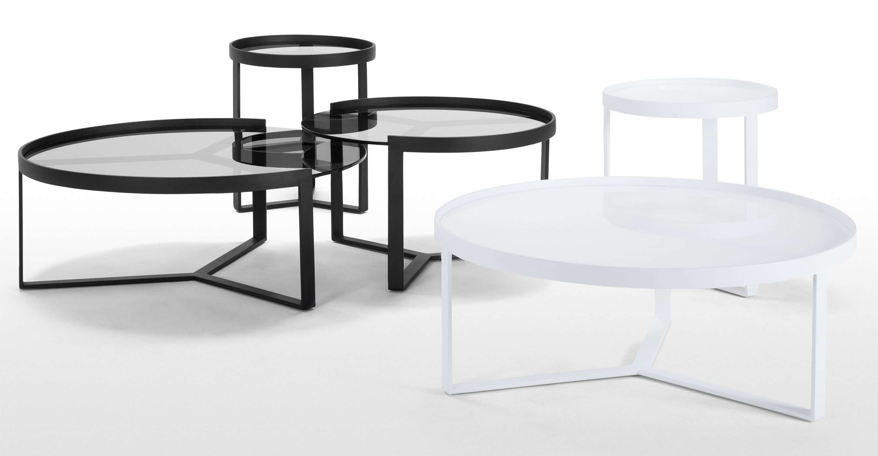 Furniture: Nesting Coffee Table And Stackable Side Tables Also Intended For Most Popular Stackable Coffee Tables (View 12 of 20)