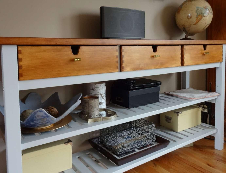 Furniture: Norden Sideboard Ikea | Norden Ikea | Gateleg Tables For Ikea Norden Sideboards (View 4 of 20)