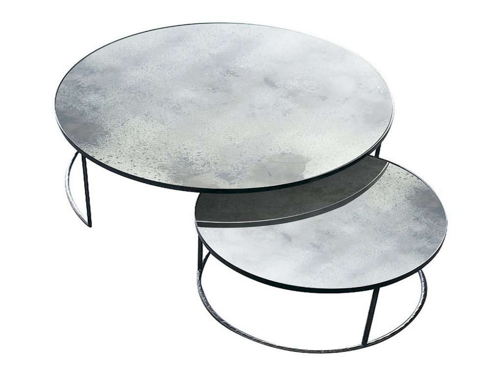 Furniture: Round Nesting Coffee Table Best Of Hammary Soho Round In Well Known Round Mirrored Coffee Tables (View 6 of 20)