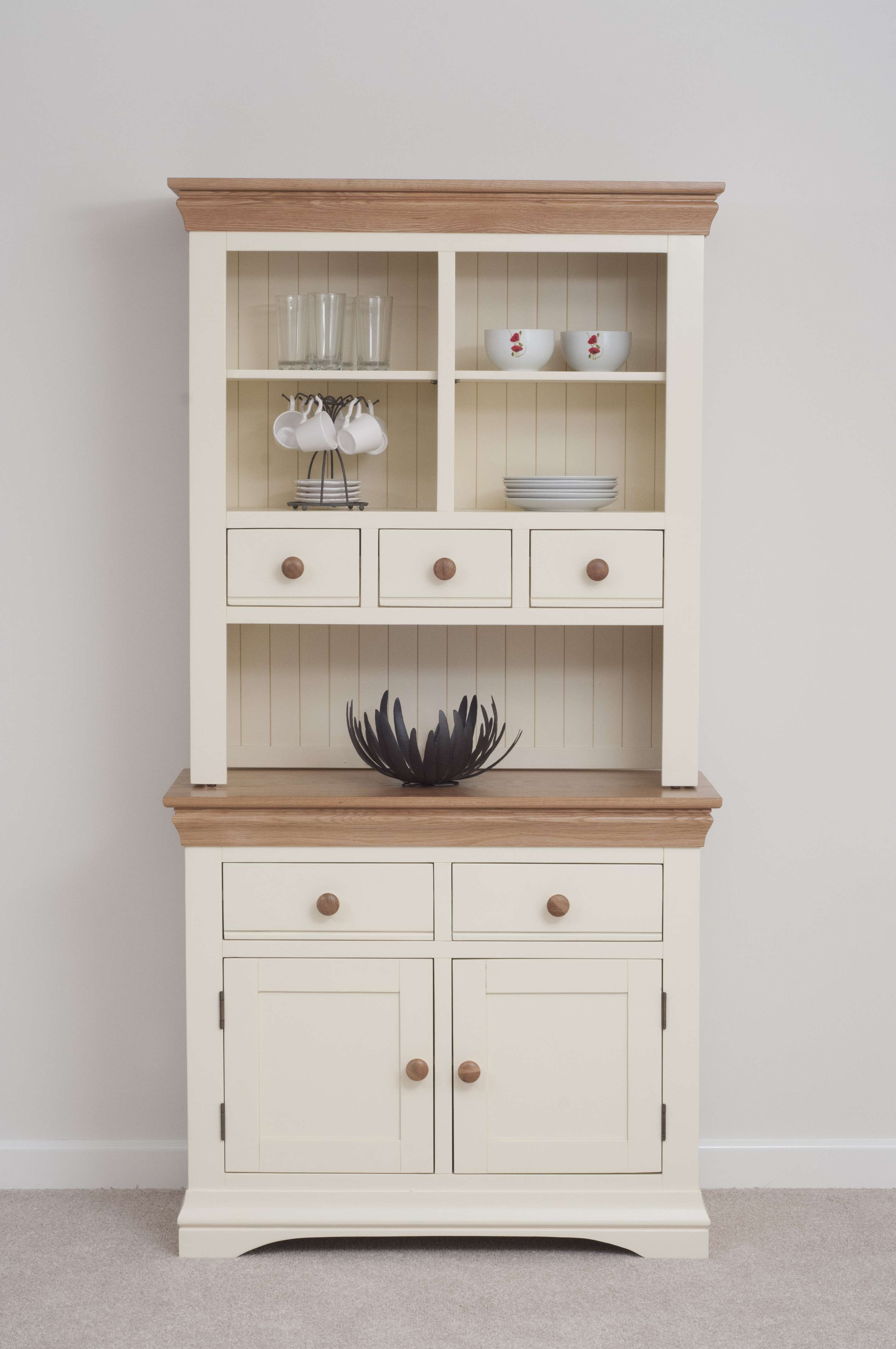 Furniture: Wonderful Painted Dresser Ideas For Breathtaking Home In Kitchen Dressers And Sideboards (View 2 of 20)