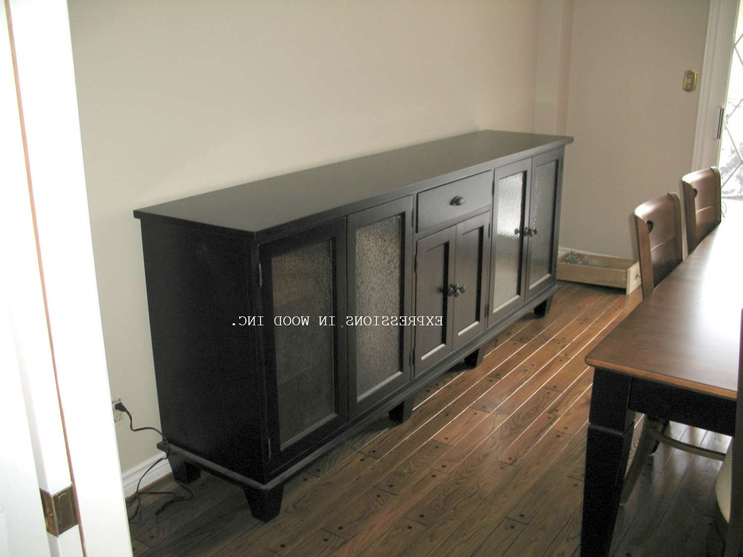 Gallery – Eiw With Sideboards With Glass Doors (View 12 of 20)