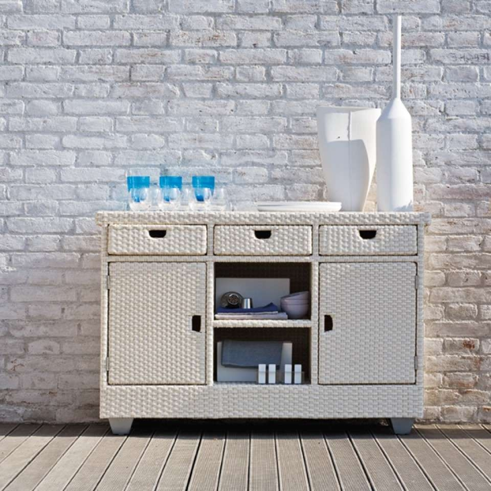 Garden Decor | Passerini With Outdoor Sideboards (View 3 of 20)