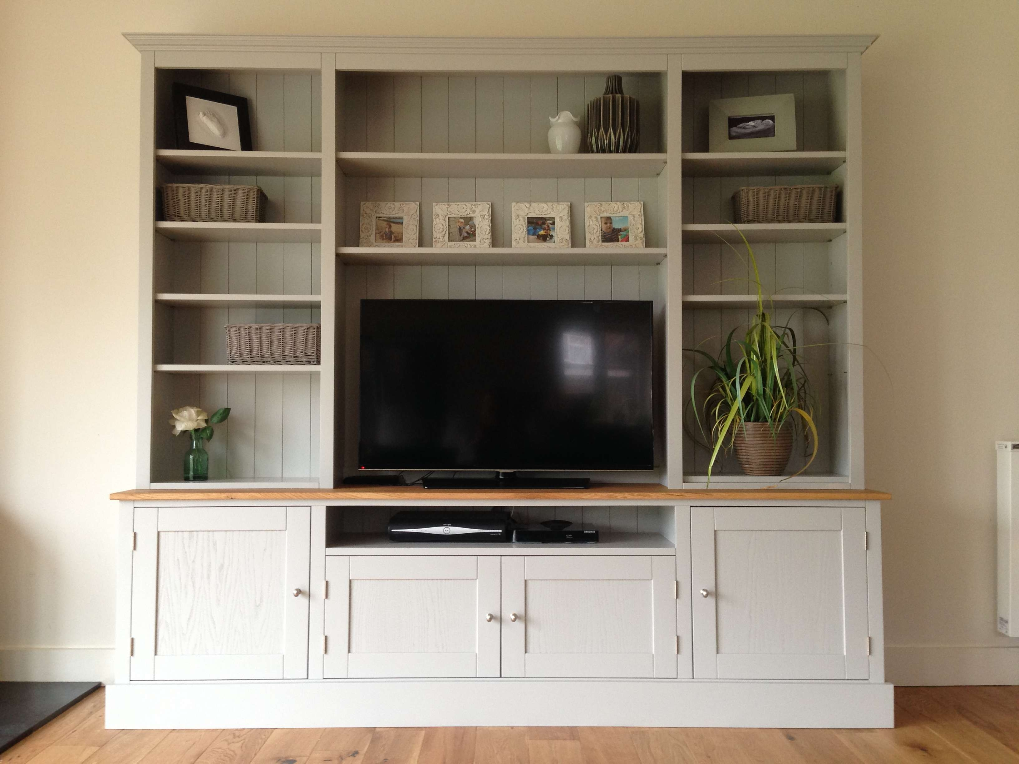 Georgeous 7Ft Painted Tv Unit / Dresser – Nest At Number 20 Intended For White Painted Tv Cabinets (View 7 of 20)