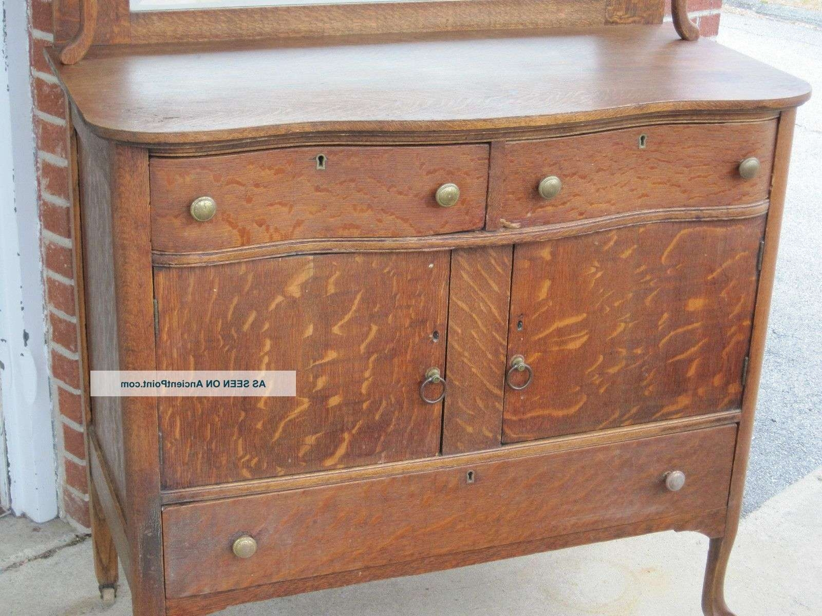 Get Extra Dining Room Storage With Great Buffet Sideboard Idea Inside Vintage Sideboards And Buffets (View 7 of 20)