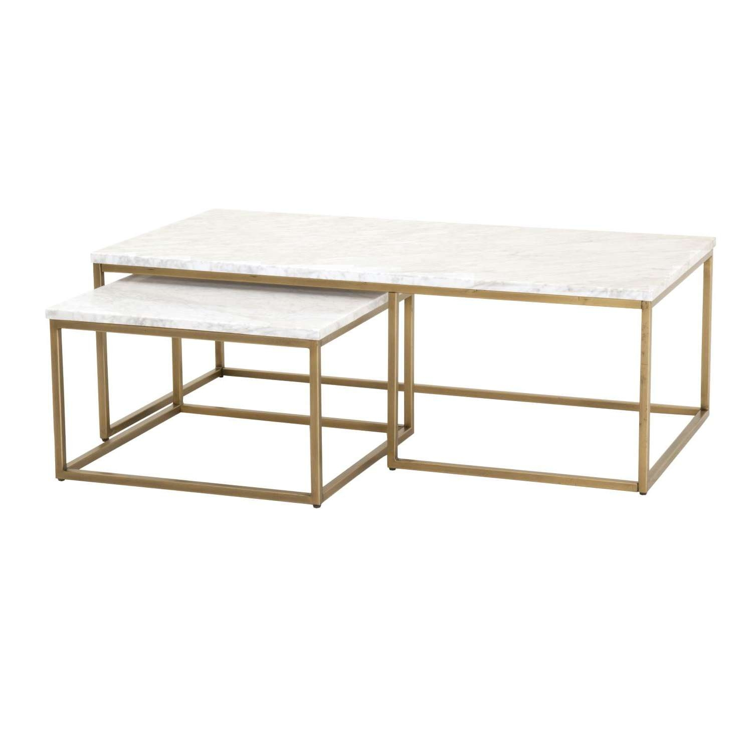 Glass Coffee Table Nest – Glass Coffee Table For Latest Nest Coffee Tables (View 20 of 20)