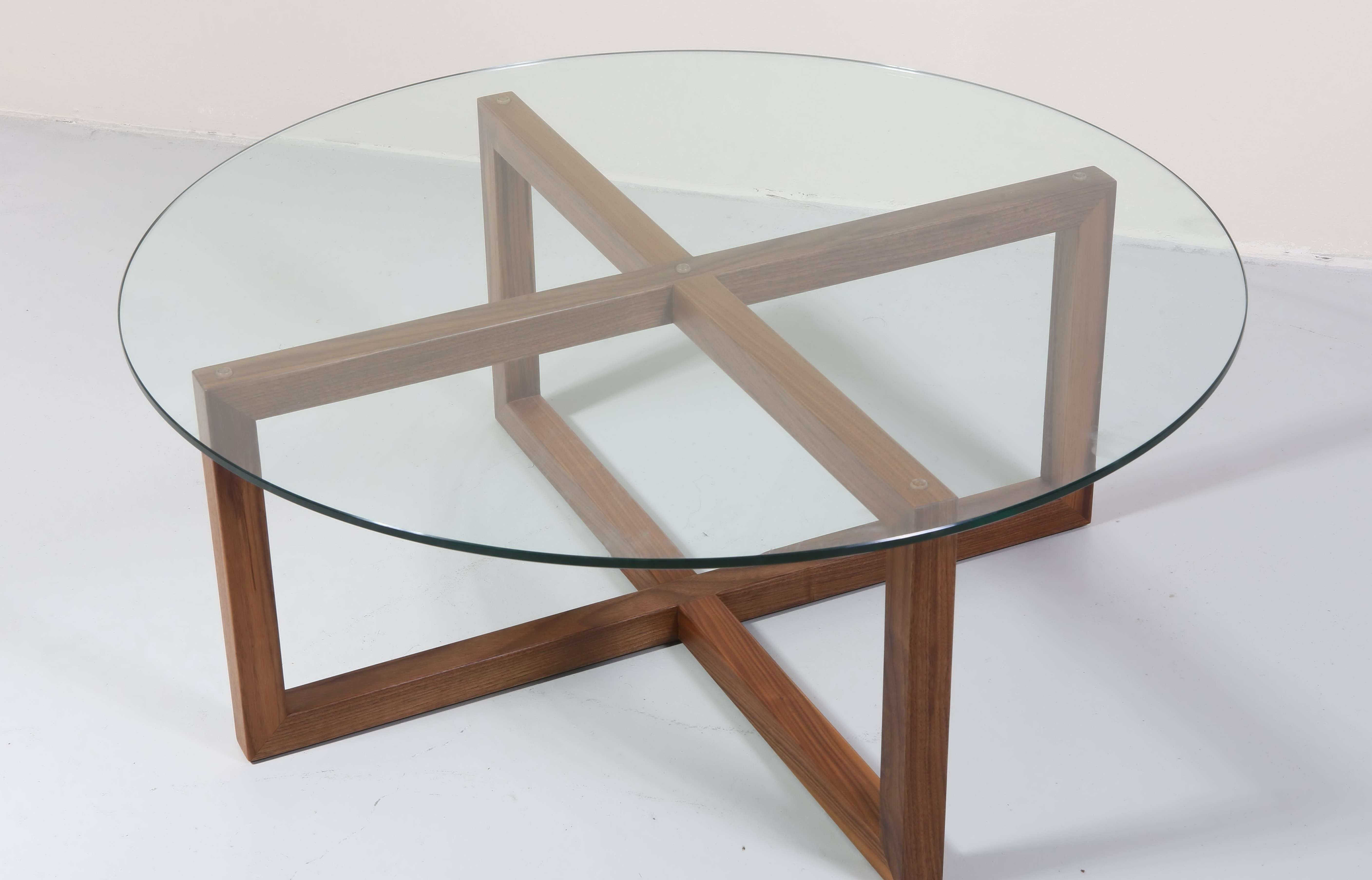 Glass Coffee Table – New Collections About Coffee Table Regarding Newest Round Glass Coffee Tables (Gallery 1 of 20)