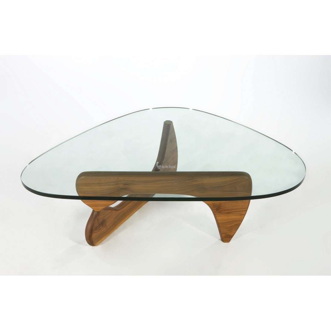 Glass Coffee Table Small Space Modern Wood Tablemetal Mid Century Intended For Most Popular Unique Glass Coffee Tables (View 6 of 20)