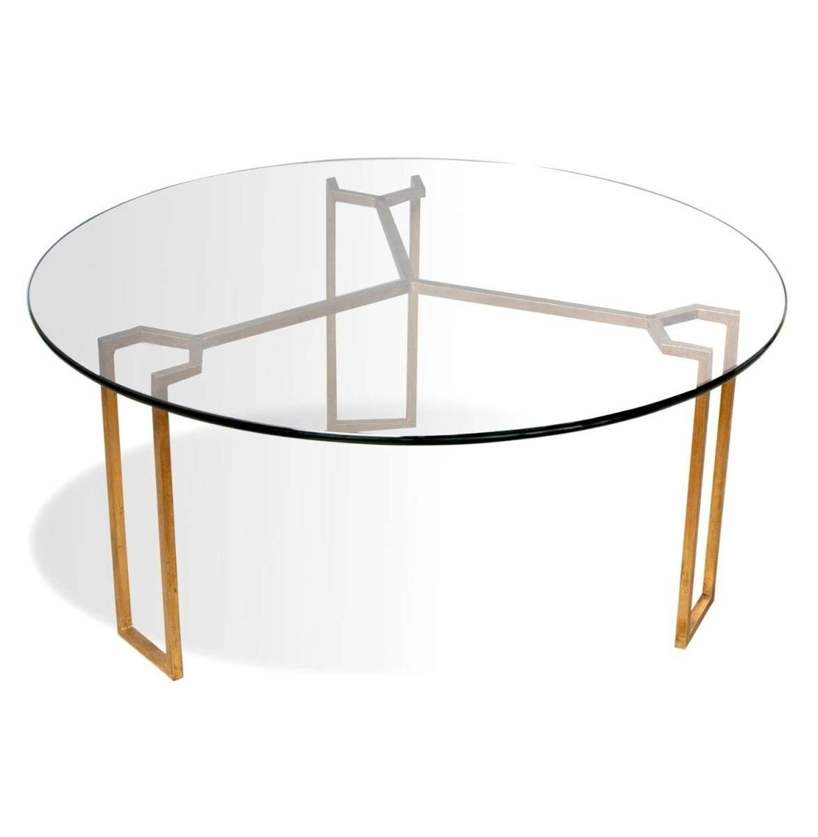 Glass Round Coffee Tables Small Round Glass Coffee Table Modern Within Current Glass Circle Coffee Tables (View 11 of 20)