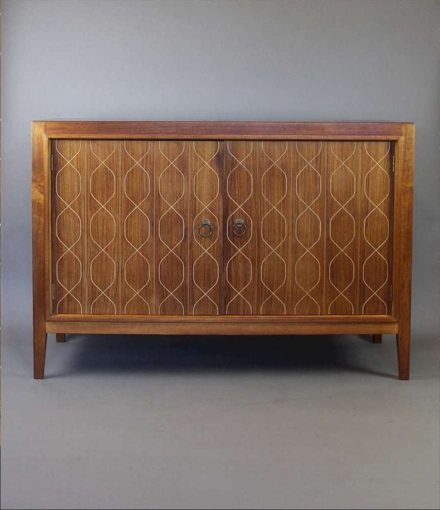 Gordon Russell Double Helix Sideboard | Latest Stock | Art Furniture Inside Gordon Russell Helix Sideboards (View 11 of 20)
