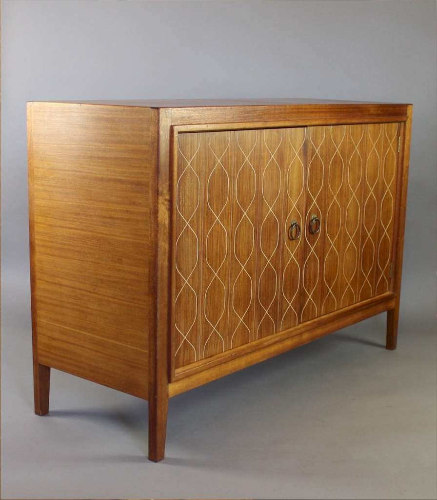 Gordon Russell Double Helix Sideboard | Mid Century Modern | Art Within Gordon Russell Helix Sideboards (View 12 of 20)