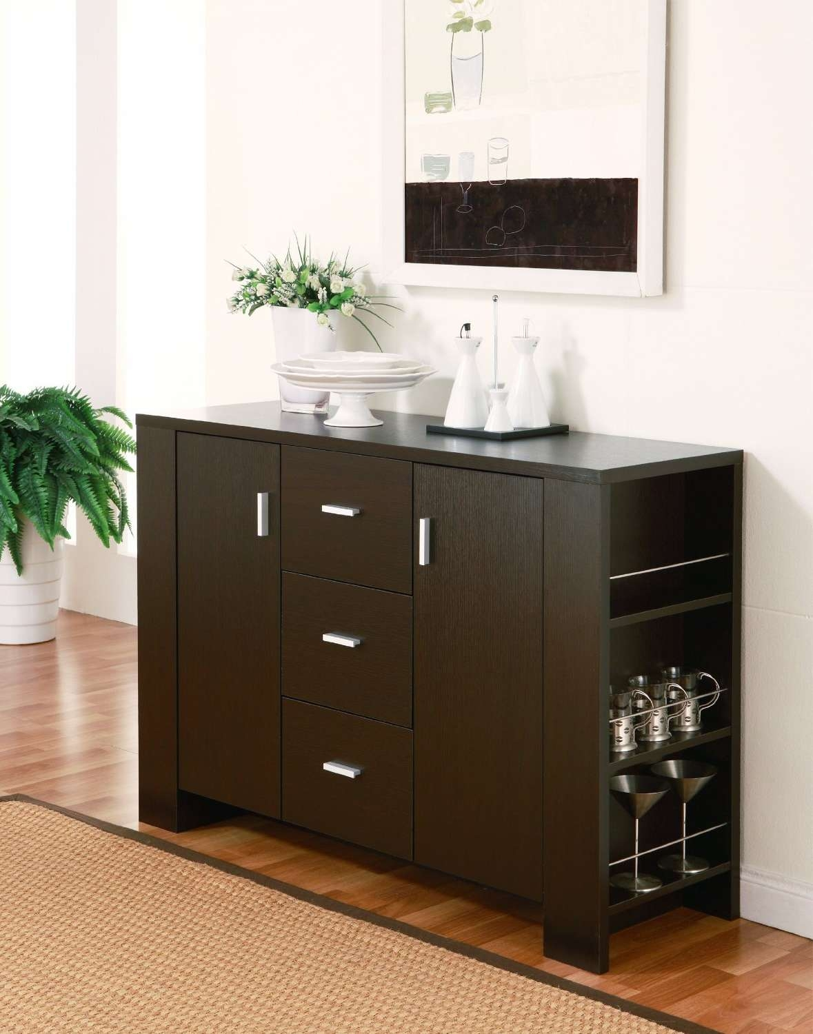 Graceful Room Sideboards Oak Home Design Ideas Room Sideboards Oak Pertaining To Dining Room Servers And Sideboards (View 14 of 20)
