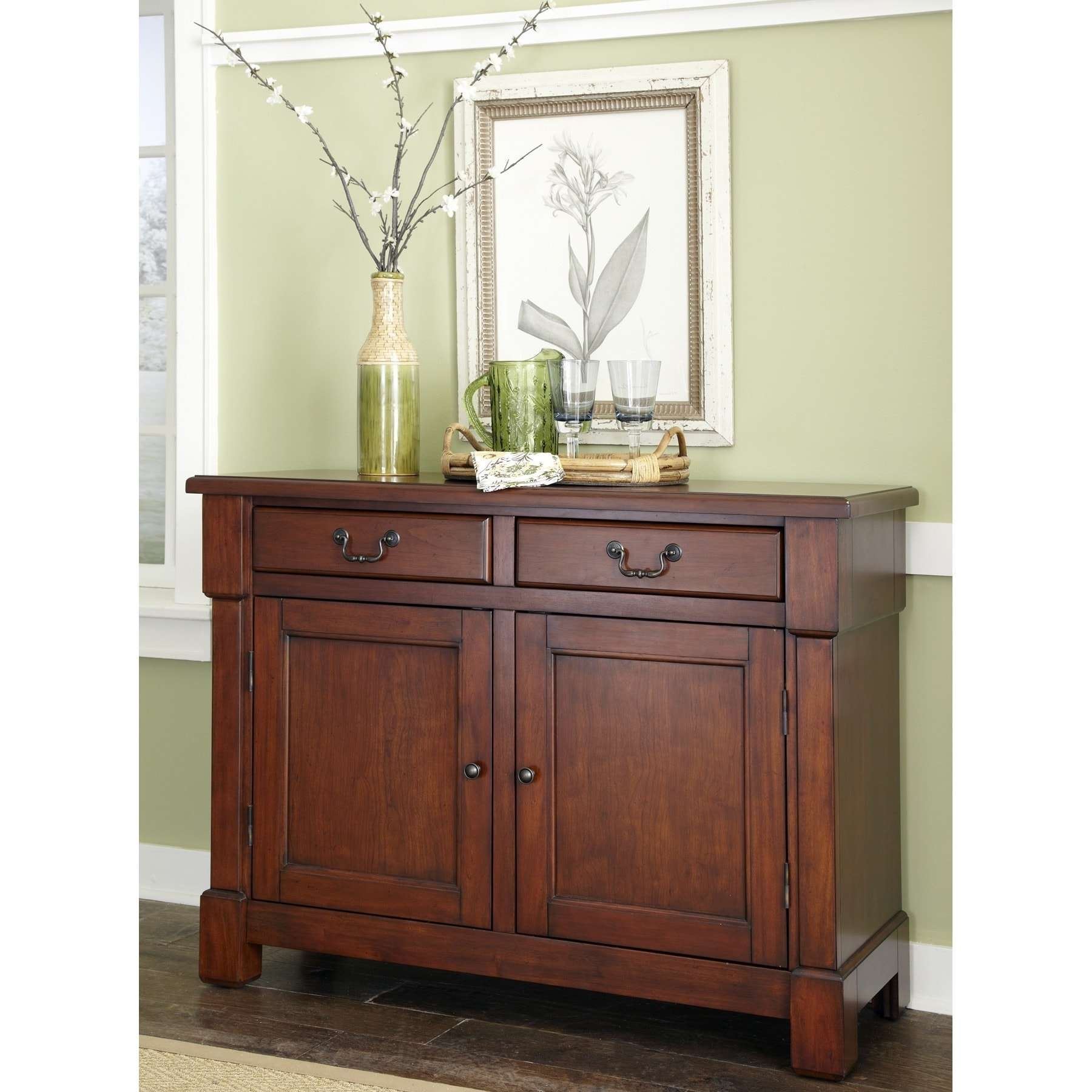 Gracewood Hollow Marquez Buffet – Free Shipping On Orders Over $45 For Overstock Sideboards (View 11 of 20)