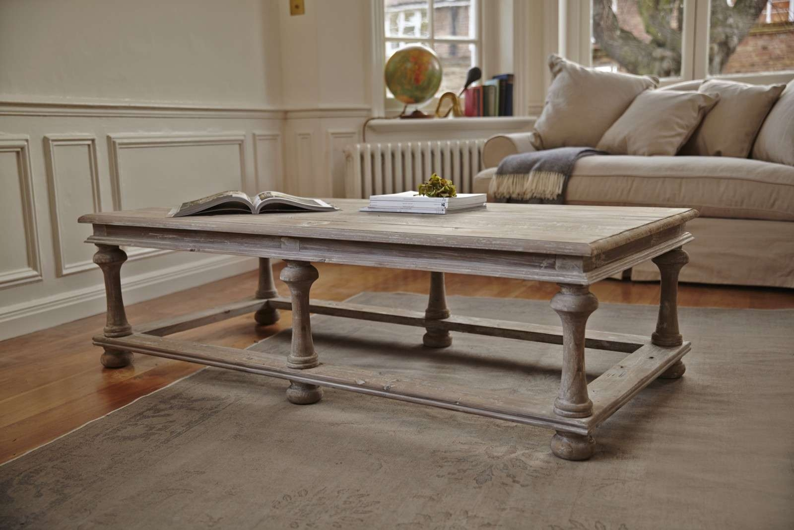 Gray Wash Coffee Table • Coffee Table Ideas With Famous Gray Wash Coffee Tables (View 9 of 20)